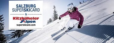 Super Ski Card - 22 ski regions - JUST one card