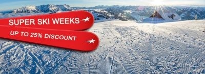 Super skiweeks in December