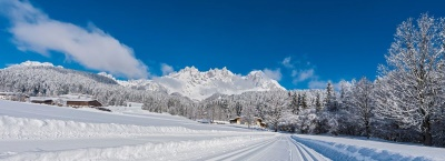 Winter in der Region Wilder Kaiser - Brixental