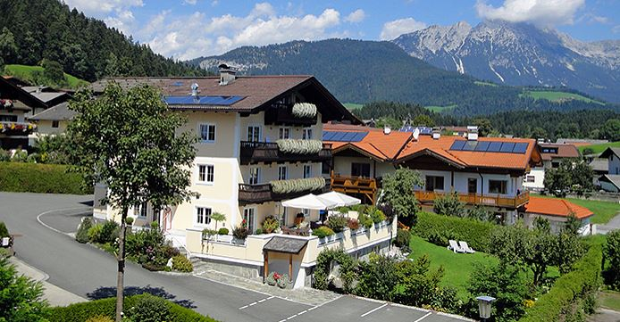 Apartments in Söll at the Wilder Kaiser / Tirol
