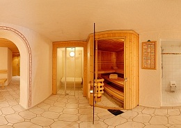 Sauna and steam bath