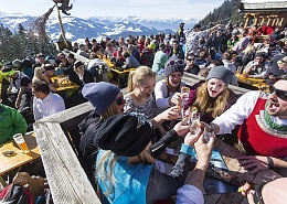 Daily Live - Musik and free skiguiding through the SkiWelt