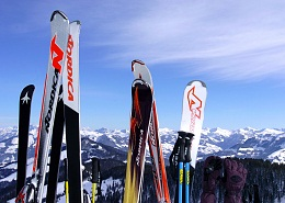 Austria's largest interconnected ski area