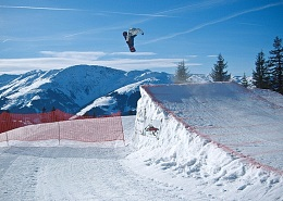 Boarders Playground in Westendorf